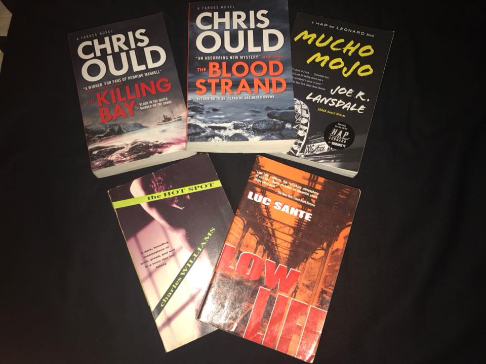 point blank podcast noir books 2
