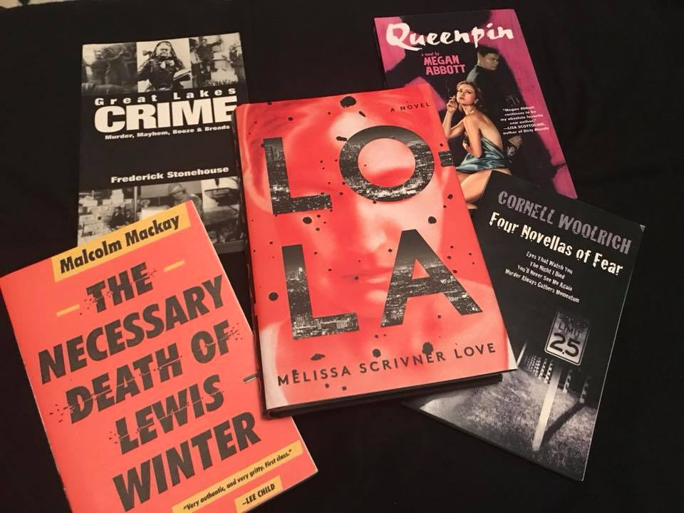 point blank podcast noir books