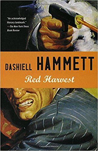 Red Harvest Dashiell Hammett