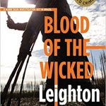 book cover of blood of the wicked by L gage