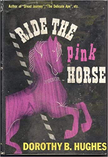 ride the pink horse book co er